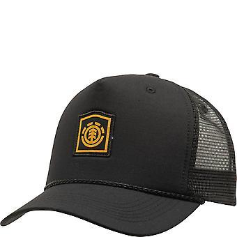 Element Mens Cap ~ Wolfeboro zwart