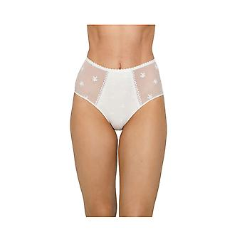Louisa Bracq 44050 Women's Chantilly Embroidered Knickers Panty Full Brief