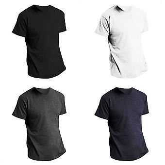 B & Mens C exacte v-Neck Short Sleeve T-Shirt