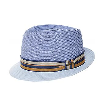 Stetson Toyo Straw Trilby Hat