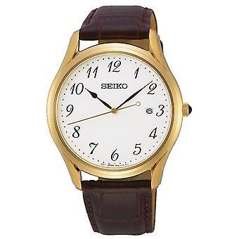 Seiko Armbanduhr Herren Quarz SUR306P1