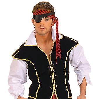 Buccaneer Pirat Augenklappe