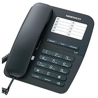 Wireless Phone Daewoo DTC-240 Black