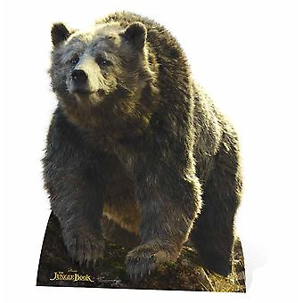 Baloo from Disney's The Jungle Book Lifesize Cardboard Cutout / Standee / Stand Up