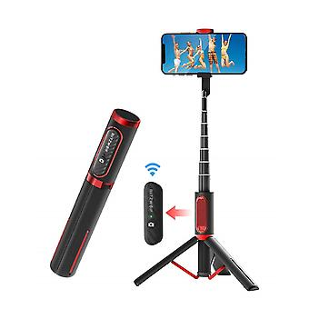 Selfie stick / Tripod Aluminium - extendable and with remote control