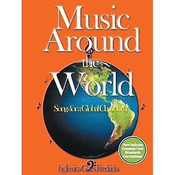 Music Around the World by Fredricks & Jessica Gates