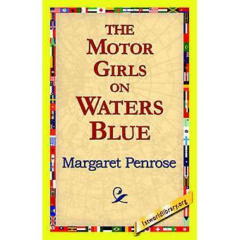 Chicas Motor en azul de las aguas por Penrose y Margaret