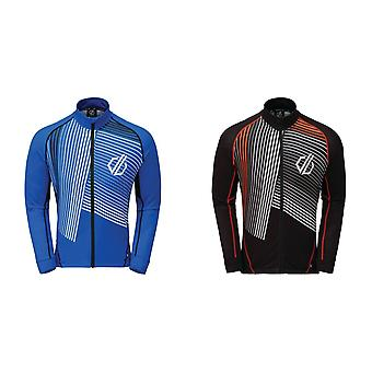 Dare2B Mens AEP Criterium Full Zip Cycling Jersey