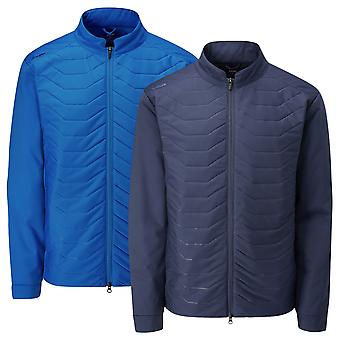 Ping Collection Mens Golf Norse Primaloft II Waterproof Thermal Jacket