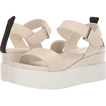 Franco Sarto Women's VANJIE Wedge Sandal, Ivory, 8.5 M US