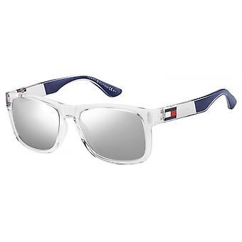 Solglasögon TH1556/S HKT/T4 Män transparent /blå storlek S