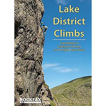 Lake District Nousee - opaskirja perinteiseen kiipeilyyn Englissä
