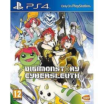 DIGIMON Story Cyber Sleuth (PS4)-nytt