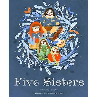 Five Sisters by Stephanie Campisi - 9781641701570 Book