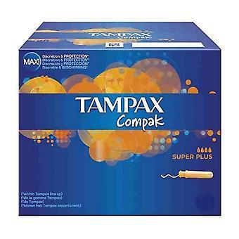 Super Plus Tampong Compak Tampax (22 uds)