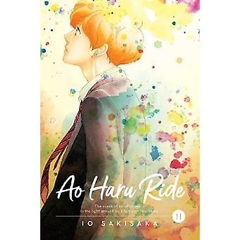 Ao Haru Ride - Vol. 11 by Io Sakisaka - 9781974708215 Book