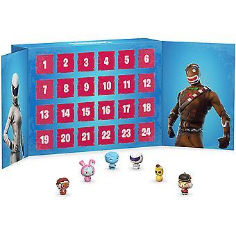 Calendario de Adviento de Héroe de Fortnite Pint Size