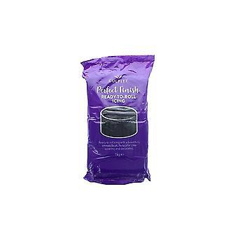 Culpitt cake versieren Sugar paste zwart 1 X 1kg-single