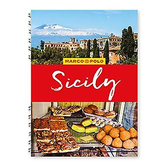 Sicily Marco Polo Travel Guide - with pull out map by Marco Polo - 97