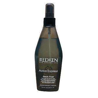 Redken Active Express Quick Treat Heat Styler All Hair Types 8.5 OZ