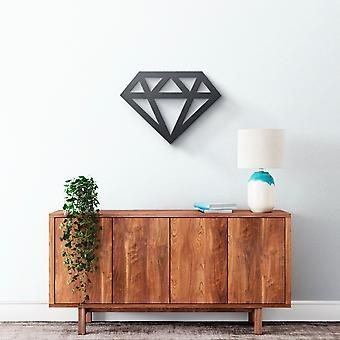 Metal Wall Art - Diamond