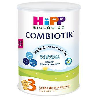 Hipp Milk Combiotik 3 growth of 800 gr