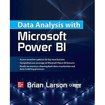 Data Analysis with Microsoft Power BI by Brian Larson - 9781260458619