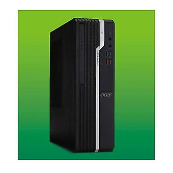 Acer Veriton X2660G Sff Core I3 8100 4Gb Ddr4 1Tb Hdd Dvdsm Speaker