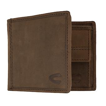 Camel active mens wallet portefeuille sac à main avec protection puce RFID Brown 7394