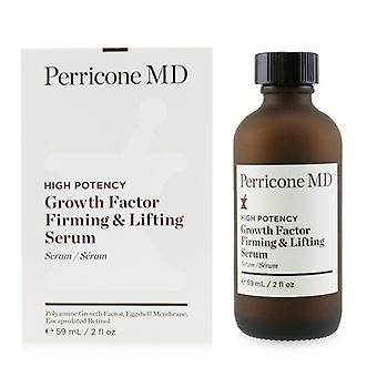 Perricone MD Fator de crescimento de alta potência firmeza e elevação do soro 59ml/2oz