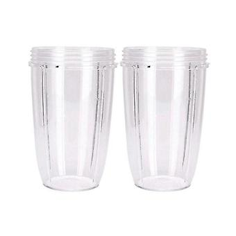 2X Nutribullet Colossal Big Large Tall Cup 32Oz Nutri 600 900 Models
