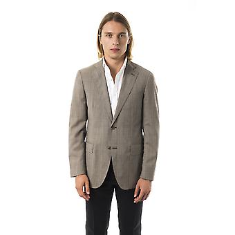 Grey blazer Uominitaliani man