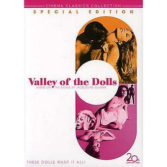 Valley of the Dolls [DVD] USA import