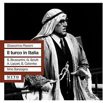 Rossini / Bruscantini / Calabrese / Sanzogno - Il Turco in Italia Dramma Buffo in Due Atti [CD] USA import