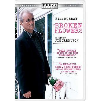 Broken Flowers [DVD] USA import