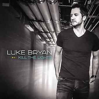 Luke Bryan - Kill the Lights(LP) [Vinyl] USA import