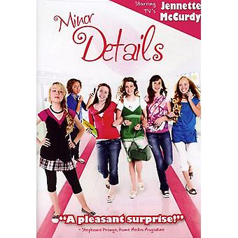 Jennette McCurdy - Minor Details [DVD] USA import