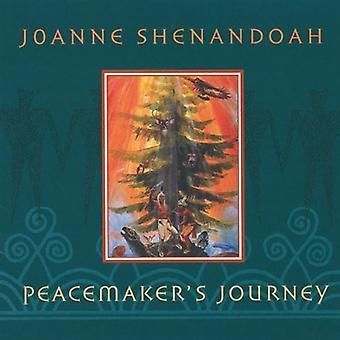 Joanne Shenandoah - Peacemaker's Journey [CD] USA import