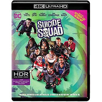 Suicide Squad [Blu-ray] USA import