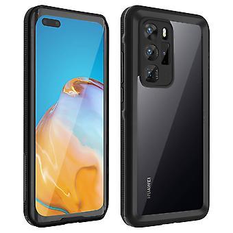 Protective Case Huawei P40 Pro/P40 Pro Plus Waterproof Screen protector Black