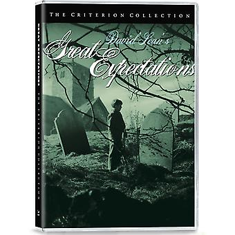 Great Expectations (1946) [DVD] USA import