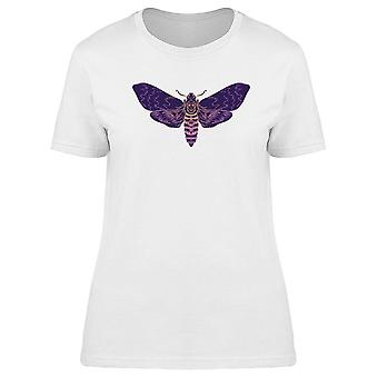 Colorful Moth Tee Women's -Image by Shutterstock
