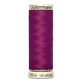 Gutermann Sew-all 100% Polyester Thread 100m Hand and Machine Colour Code  - 247