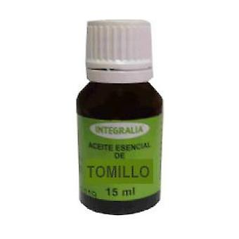 Thyme Essential Oil Eco 15 ml