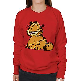 Garfield smug ser kvinnor ' s Sweatshirt