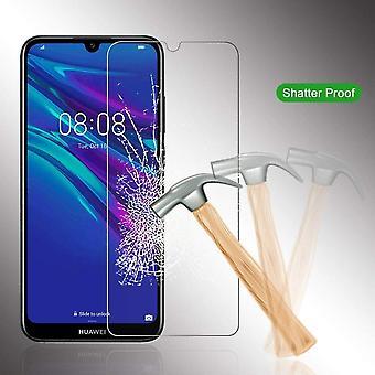 iCoverCase ? Huawei Y9 2019 Protector de pantalla ? Vidrio templado