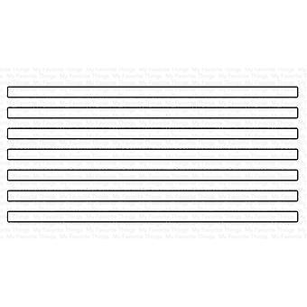 My Favorite Things Skinny Stripes Vertical Die-namics
