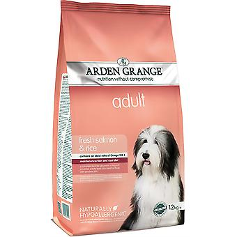 Arden Grange Adult Dog - Salmon - 12kg