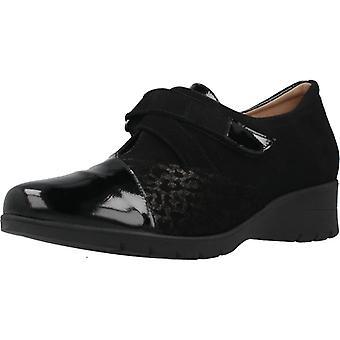 Piesanto Schoenen Comfort 205956 Zwarte Kleur