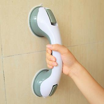 Bathroom Grab Toilet Handle Handrail Grip- Spa Bath Shower Tub Safety Helping Vacuum Suction Cup Anti Slip Support Accessories